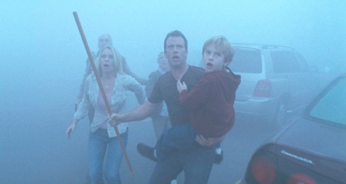 If you haven't seen The Mist, you need to